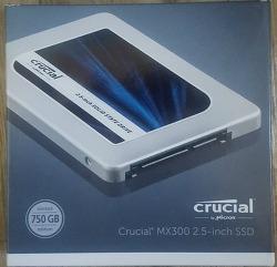 크루셜 마이크론 MX300