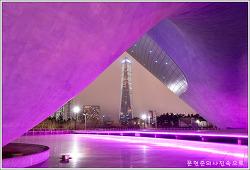 인천 송도 센트럴파크 야경