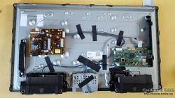 LG LED TV 백라이트 고장으로 A/S 다녀왔습니다.