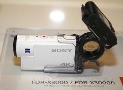 소니 액션캠 광학식 손떨림 보정 B.O.SS FDR-X3000R HDR-AS300