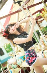 용마랜드의 몽환적인 그녀.. MODEL: 연다빈 (6-PICS)