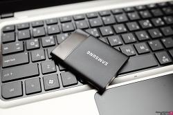 삼성 포터블 SSD, 차원이 다른 디자인