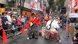 神楽坂まち舞台-1 (Kagurazaka Street Stage)