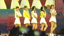 170525 인천대학교 축제 레드벨벳 직캠