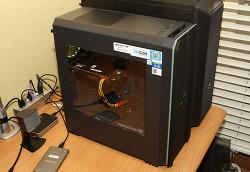 인텔 i5 6600 GTX960 게이밍 시스템 조립PC 오피컴