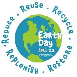 46회 지구의 날. 바로 오늘 4월 22일 입니다.