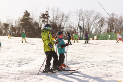 16/17시즌 첫 스키