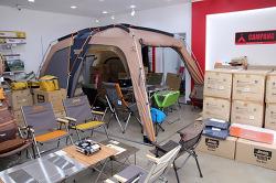 캠핑용품할인매장 캠팡에서 보고 온 지프 포레스트2 좋네요! - 지프 캠핑용품