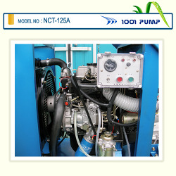 NCT-125 디젤엔진양수기4인치