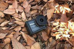 니콘 키미션170 액션카메라. 방수 성능? 걱정 마시라