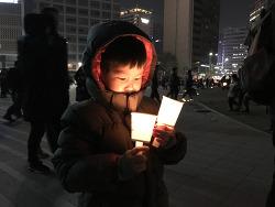 2016년 12월 2일 박근혜 즉각 퇴진의 날, 시민명예혁명, 탄핵