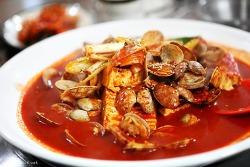 두부두루치기,칼국수 개운한 맛이 일품 <목동칼국수>