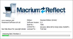 간편한 SSD 마이그레이션을 위한 프로그램 - Macrium Reflect