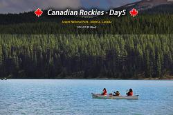 캐나다 록키 (Canadian Rockies) 여행 - Day5 (2015.07.29)
