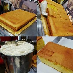 [울산 카스테라 맛집] 울산 성남동 카스테라 : 울산 쉐프의꿈 대왕카스테라 메뉴 가격 시간 후기