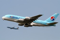 Korean Air / Airbus A380-861 / HL7613