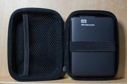 WD New Elements Portable USB 3.0 2TB 외장하드 개봉기