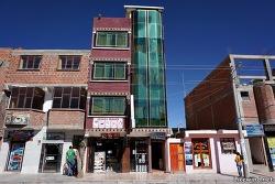 [볼리비아] 우유니 숙소, 오로 블랑코 호스텔(Oro Blanco Hostel)