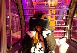 IT기술로 세련되게 컴백한 '우주관람차 VR' 만나보자!
