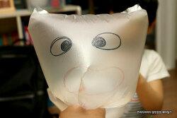비닐팩을 이용한 신나는 풍선놀이~!