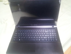 고장난 노트북 판매합니다. 한성 Sqarq M53V (G605)