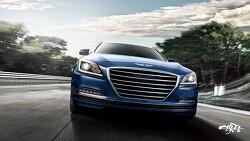 제네시스 G80 미국 도로교통안정국 NHTSA 최고등급 안정성 획득!