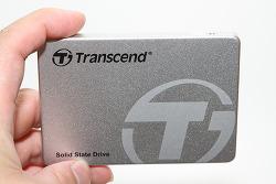 트랜센드 SSD 370S 256GB 성능 및 마이그레이션 후기