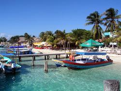 아름다운 카리브해...