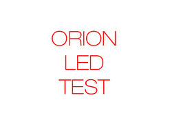 ORION LED EFFECT