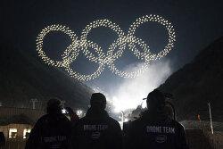 평창동계올림픽 개막식 화제의 인텔 드론, 슈팅스타 무엇?