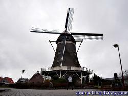 풍차국 네덜란드 여행 (중국 운남성 징홍에서)
