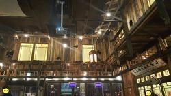 인테리어가 색다른 술집 미술관