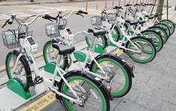 자전거 타기 딱 좋은 4월, 서울시 공공 자전거 따릉이로 하는 서울 여행