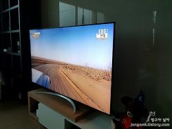 삼성 QLED TV의 경쟁상대 LG 나노셀TV!! CES2018에서 혁신상 받아 인기몰이 부스터