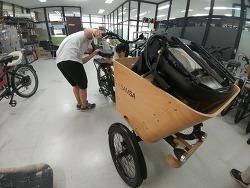 자전거 물류의 효용, 한국형은 언제