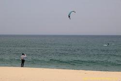 1804 강릉 당일여행 (2): 안목해변 백배 즐기기