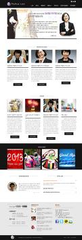 청주 홈페이지제작(개발) - 워드프레스홈페이지, 결혼정보회사 웹사이트제작, 온라인마케팅 최적화, 로고ci제작 : 청혼연정