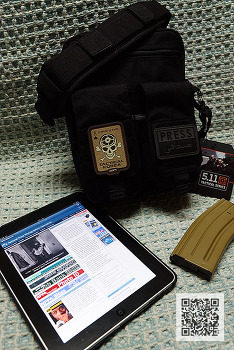[511Tactical] Quick Pocket Case, New Release
