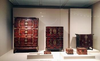 내 유년의 뜰, 안방 - 국립중앙박물관 전시 가구와 소품으로 보는 조선시대 안방의 풍경