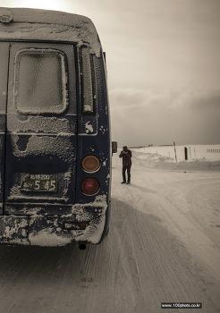 홋카이도 비에이, 의미부여된 하얀세상. by 포토테라피스트 백승휴