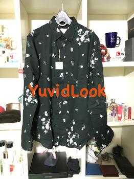 [YuvidLook 구매보고서] 클럽모나코 플로랄셔츠 clubmonaco