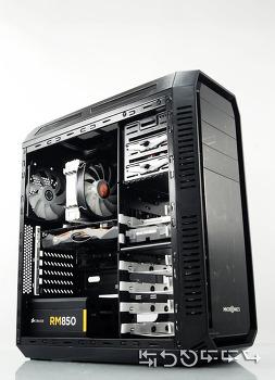 [포르까 리뷰]마이크로닉스 Frontier ARC-3000 BLACK