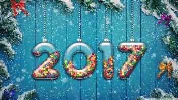 희망을 담은 2017년 새해 고화질 컴퓨터 배경화면 모음