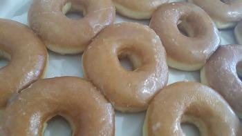 글레이즈드 도넛