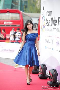 2017 아시아 모델 페스티벌 레드카펫