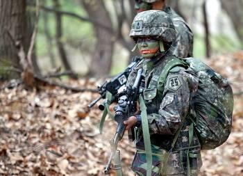 '최정예 전투원' 과정 유일한 여군 장교