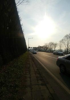 [주말일기] 한강걷기 (반포대교~한강대교) 노량진 1인분