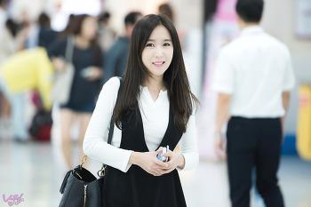 [150905] 김포공항 출국