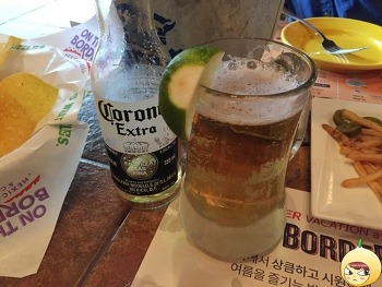 [영등포] 온더보더(ON THE BORDER) - 타임스퀘어에서 맥주를 마시다!!