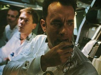 영화 '아폴로 13 Apollo 13, 1995', 톰 행크스의 무사 귀환